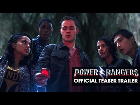 Power Rangers Official Teaser Trailer