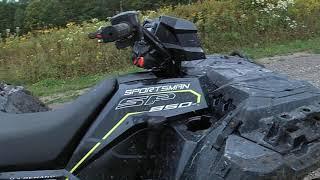 7. 2019 Polaris Sportsman SP 850 Top-Speed Run