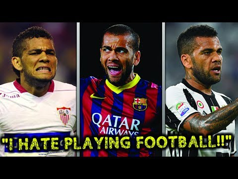 10 Footballers Who Hate Football