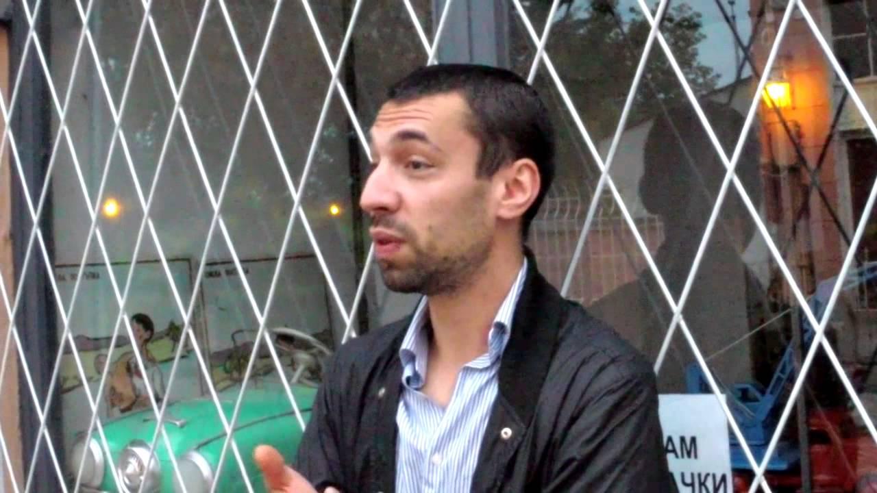 Дончо Христев: Блогът е за хора на диалога