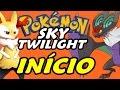 Pokémon Sky Twiligtht (Hack Rom) - O Início com Sexta Geração!