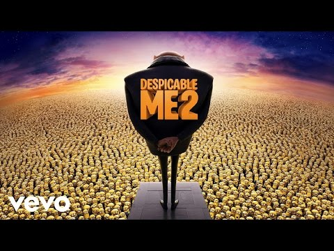 Pharrell Williams – Happy (Despicable Me 2 – Lyric Video)