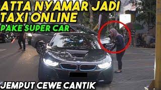 Video ATTA NYAMAR JADI TAXI ONLINE Dapet Cewe CANTIK!! Part 2 MP3, 3GP, MP4, WEBM, AVI, FLV Mei 2019