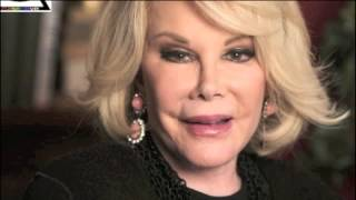 Joan Rivers(mean Comedian) - Almost Die From Surgery In Hospital
