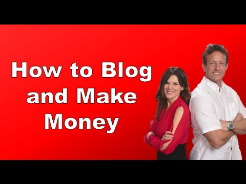How to Blog and Make Money | How to Blog