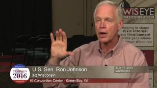 Tomah (WI) United States  City new picture : Morning Minute: U.S. Senator Ron Johnson on Tomah VA Hospital