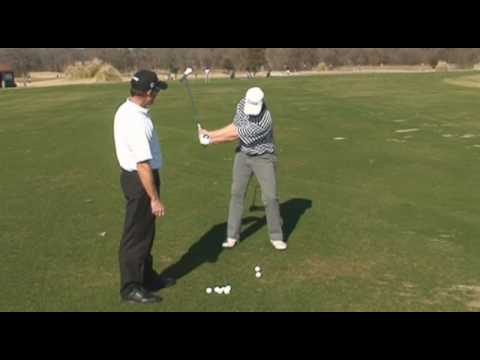 A Short Lesson on The Impact Method of Golf