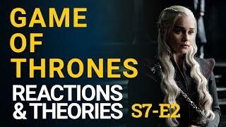 """Spoiler Alert !! Game of Thrones Season 7 Episode 2 . """"Stormborn"""" Here it is. Probably the biggest TV show ever (for some..."""