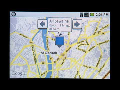 Google Latitude para iPhone, averigua dónde están tus amigos en tiempo real