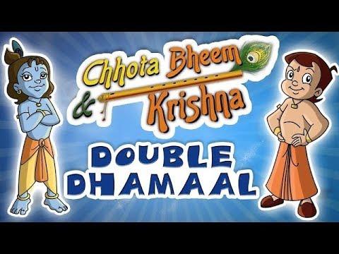 Video Chhota Bheem aur Krishna - Double Dhamaal download in MP3, 3GP, MP4, WEBM, AVI, FLV January 2017