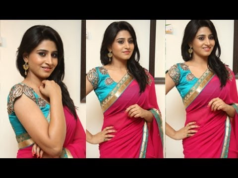 Shamili Saree Photos