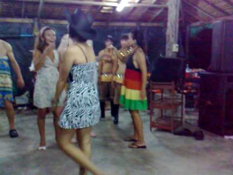 Crazy funny party Laem Mae Phim Thailand