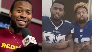 """Josh Norman THREATENS Odell Beckham Jr & Dez Bryant: """"There's Going to Be BAD Blood This Year"""" by Obsev Sports"""