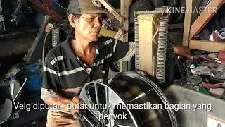 Video Velg Mobil Mitsubishi Xpander Penyok MP3, 3GP, MP4, WEBM, AVI, FLV Desember 2018