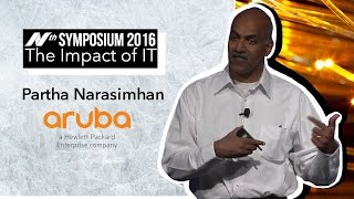 Nth Symposium Aruba CTO Partha Narasimhan video