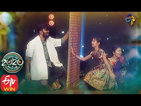 Sudheer Dance Performance |2020 Anukunnadi Okati Ayyinadi Okati | ETV Spl Event |22nd Aug 2020| ETV