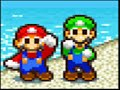 Mario cantando ``Gummi bear´´