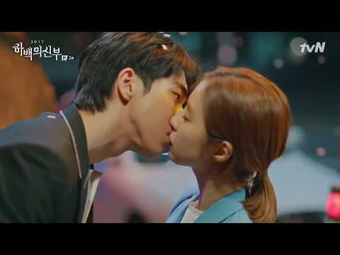 Bride Of The Water God Kiss Scene - Soah & Habaek