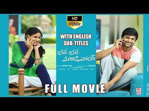 Nani Recent Super Hit Telugu Full HD Movie   Nani   Lavanya Tripathi