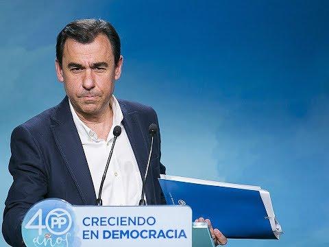 """Maillo: """"Se actúa con prudencia y firmeza, desde la legalidad y con el apoyo del 75% del Parlamento"""""""