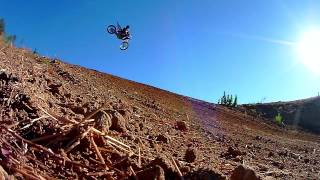 FMX Action Caught By JVC Adixxion