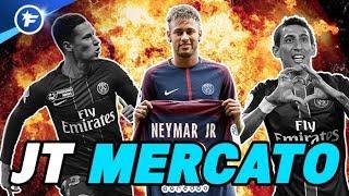 Video Neymar fait des victimes au PSG | Journal du Mercato MP3, 3GP, MP4, WEBM, AVI, FLV Agustus 2017