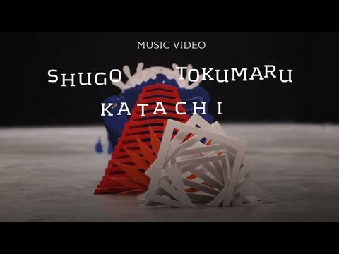 Katachi stop motion video by Kijek & Adamski
