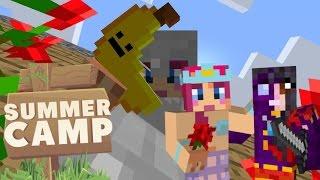 SUMMER CAMP! | With Kim & Amy! | Ep.7 MR BANANA MAN! | Amy Lee33