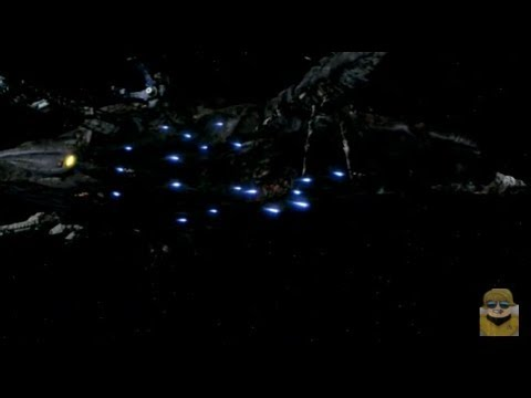 Stargate Atlantis - Atlantis Vs. Super Hive (Season 5 Ep. 20) Edited