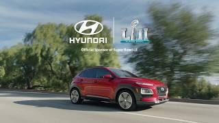 2018 Hyundai Kona NFL Super Bowl LII Commercial