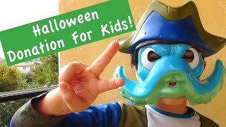 Halloween toy donation for children with Will-Haik! (#4)