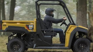 5. Cat® Utility Vehicle Overview
