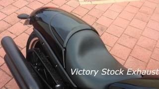 6. Victory Motorcycle Exhaust Sound Comparisons