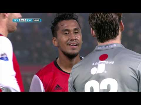 Samenvatting Feyenoord - Excelsior (4-0)
