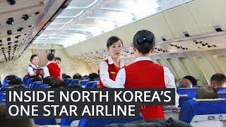 Video Inside North Korea's One Star Airline MP3, 3GP, MP4, WEBM, AVI, FLV November 2018