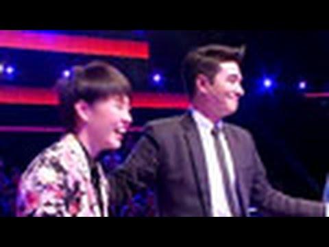 thevoice - The Voice Thailand Season 3 รอบ Blind Auditions วันที่ 21 Sep 2014 แบมแบม - นิวิรินทน์ ลิ่มกังวาฬมงคล เพลง : ไม่เป็นไร ทีมโค้ช :...