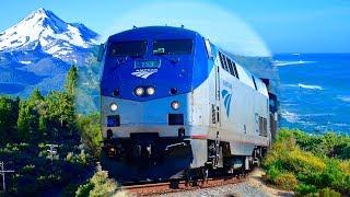 Video Amtrak's Coast Starlight: Los Angeles to Seattle MP3, 3GP, MP4, WEBM, AVI, FLV Agustus 2019