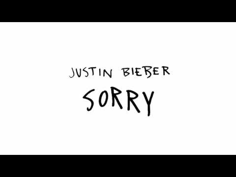 Justin Bieber Sorry (Instrumental With Backing Vocals)