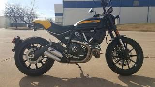 1. First Ride of the Ducati Scrambler