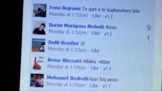Islami nuk ndalet kurrë - Hoxhë Bekir Halimi (Këndi)