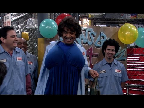 Top 15 Funniest George Lopez Show Moments (5-1)