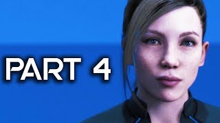 Detroit Become Human Gameplay Walkthrough Part 4 - Waiting For Hank - FULL GAME! (PS4 PRO Detroit)