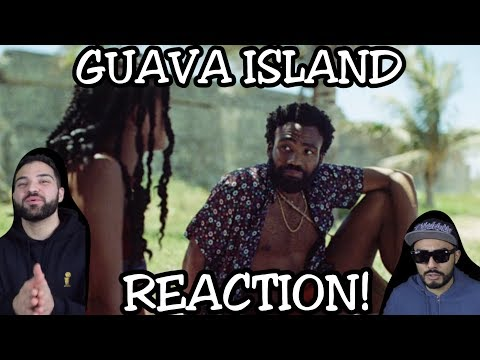 Guava Island - Summertime Magic | REACTION!