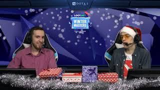 (RU) LOOT.BET Winter masters || Alliance vs EPG || map 1 || by @Mr_Zais & @mrdoubld
