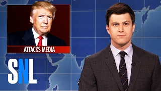 Video Weekend Update on the Ninth Circuit Court's Ruling - SNL MP3, 3GP, MP4, WEBM, AVI, FLV September 2018