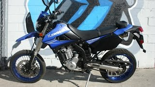 3. 2010 Kawasaki KLX250SF Supermoto Motorcycle For Sale