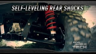 10. Wolverine X4 Self-leveling Rear Suspension