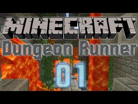 Let's Play Minecraft Adventure-Maps [Deutsch] [HD] - Dungeon Runner #1