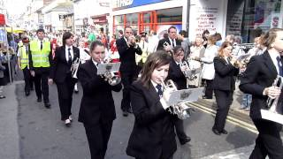 Cambourne United Kingdom  city pictures gallery : Trevithick Day 2010, Camborne, Cornwall, UK