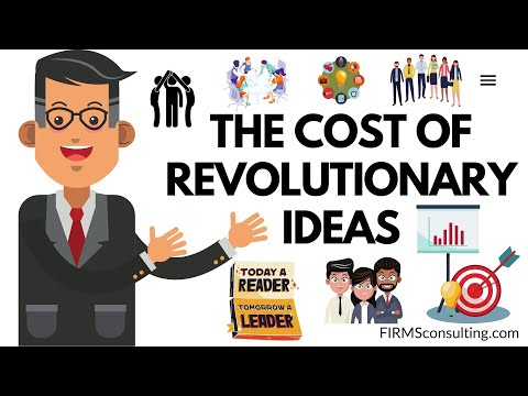 The cost of revolutionary ideas (Monday Morning 8 a.m. #10. P3)